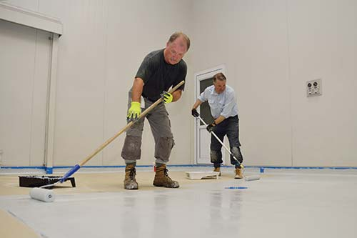 Epoxy Floors: The Best Floor for Tough Work