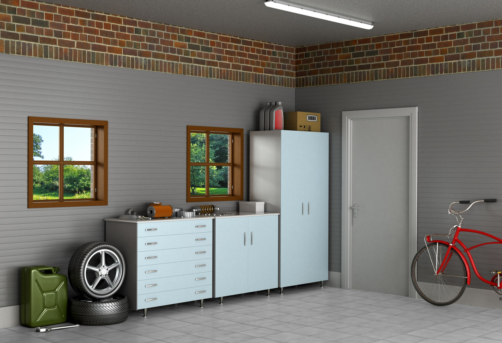 A New Garage: 4 Great Ideas for Garage Renovations